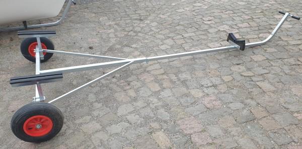 Slipwagen für Gruben 17 aus verzinktem Stahl