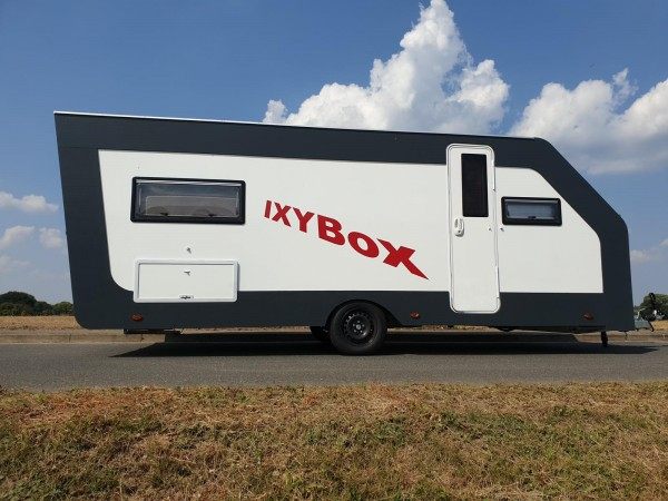 IXYBox Spezialwohnwagen