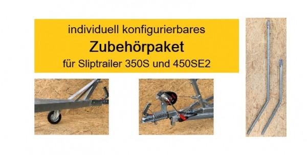 Zubehörpaket für Sliptrailer 350 S und 450 SE