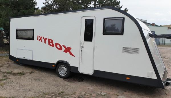 IXYBox Vorführwagen EZ 02/2018