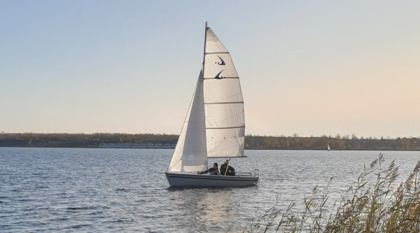 Gruben 17, Segeljolle, Neuboot, komplett segelfertig, Liefertermin Mitte Juli 2021