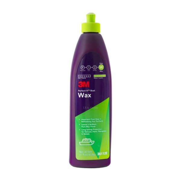 Wachs / Bootswachs 3M Wax, 473ml